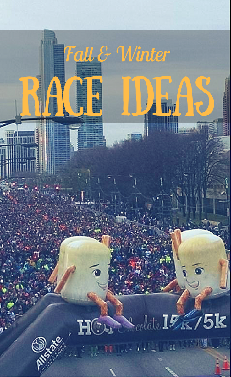 Marathon and Half Marathon Ideas