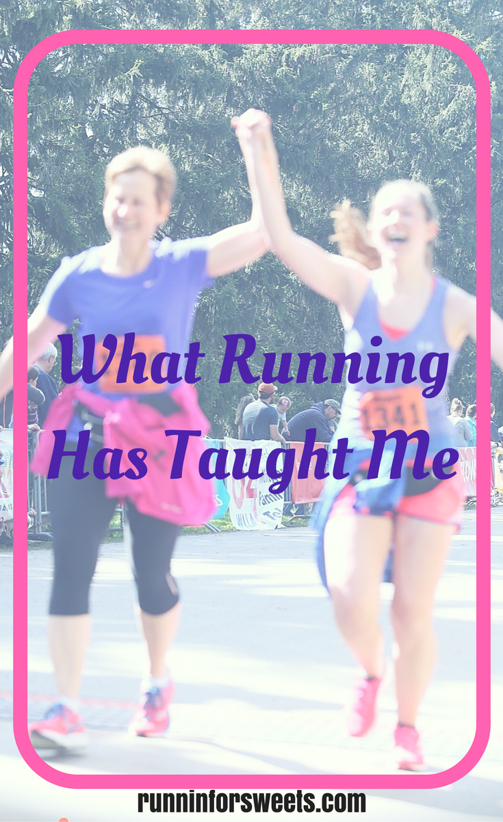 What I've Learned from Running