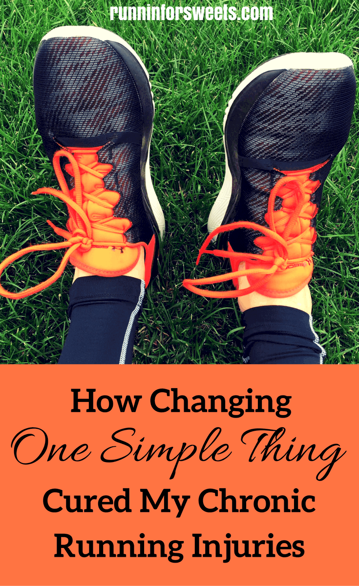 Changing Cadence Cure for Chronic Running Injuries