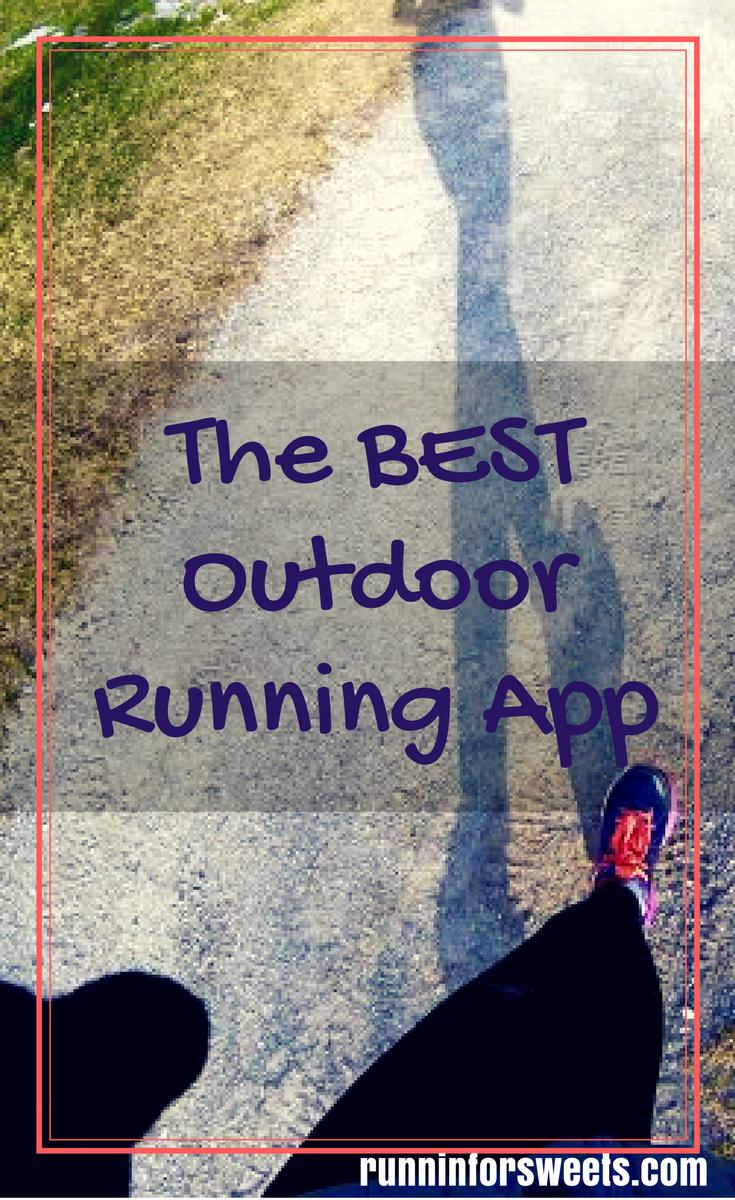 Footpath Running App