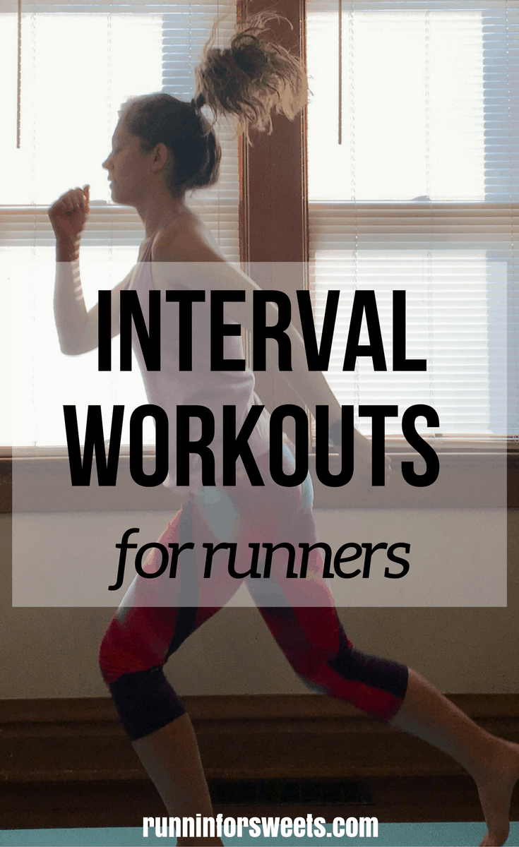Tempo Run Treadmill Intervals