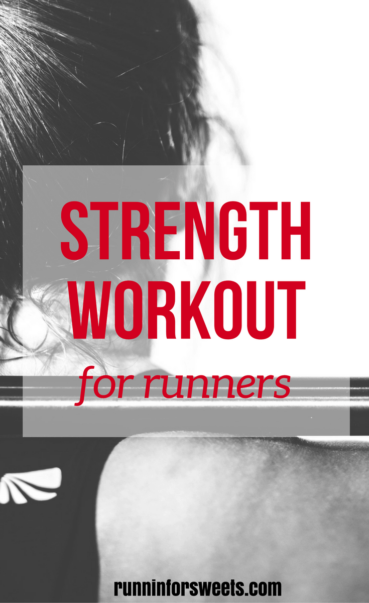 Workouts Runners Will Love: Strength Workout for Runners