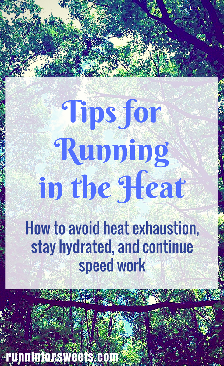 Summer is one of the best times to be outdoors, but with it comes the added challenge of running in the heat. These hot weather running tips will allow you to continue training in the heat and sun, while actually enjoying it. Beat the heat this season with these simple tips to make running in the heat easy!