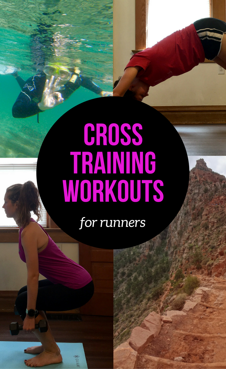 Cross Training Ideas for Runners