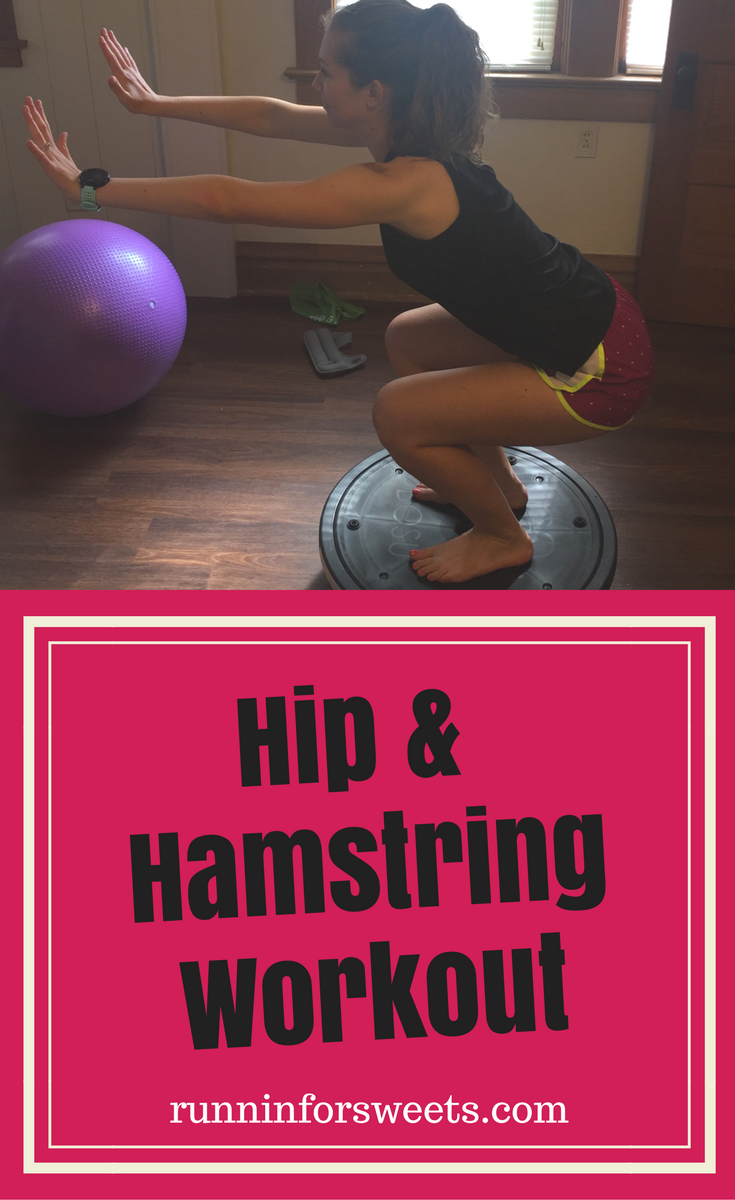 Exercises to Improve Hip and Hamstring Strength
