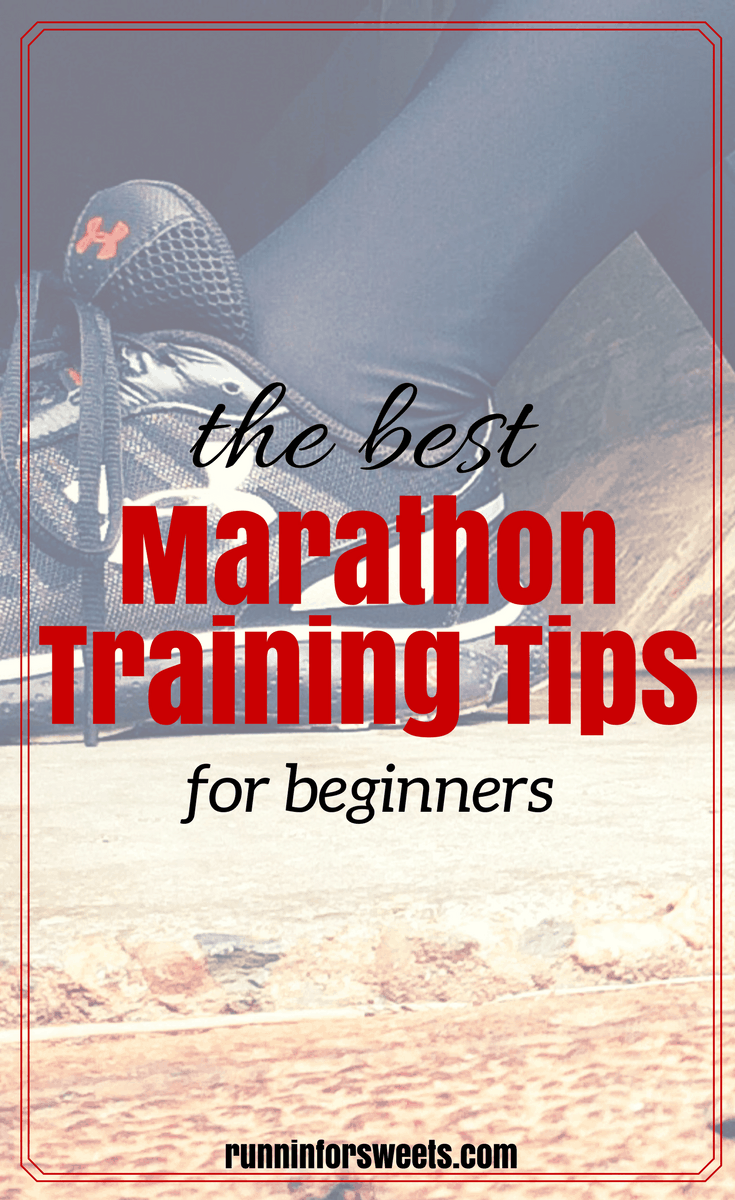 Marathon training tips for beginners: find some of the best running tips for beginners training for their first marathon all in one place!