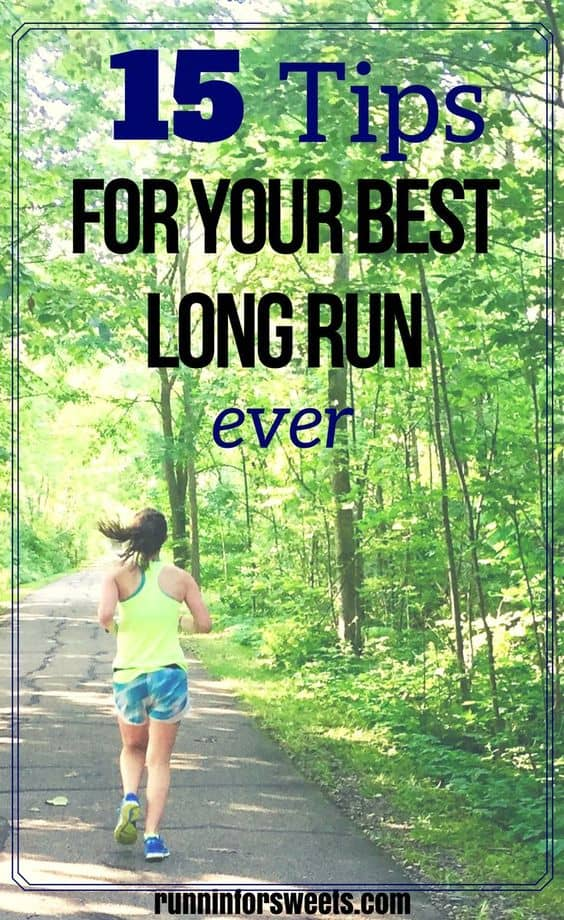 Here are a few secrets that helped me have my best long run EVER. These long distance running tips will help marathon training go smoothly for runners of all ability levels.