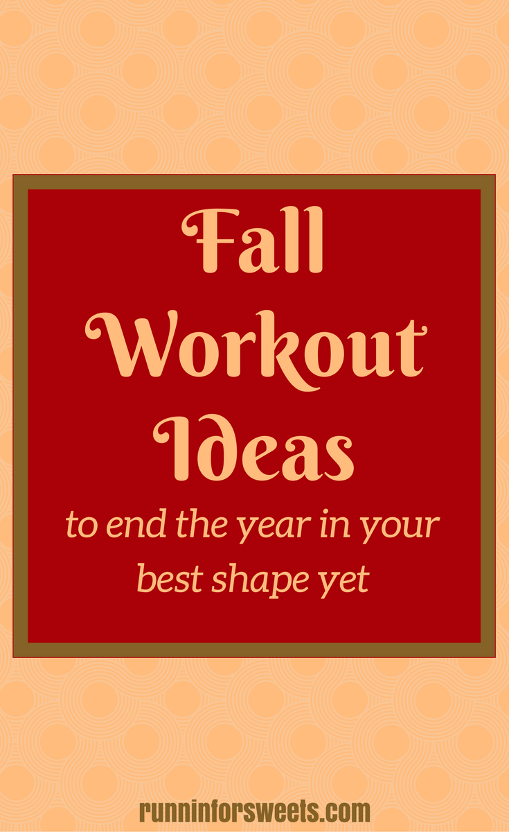 November Fitness Challenge Workouts
