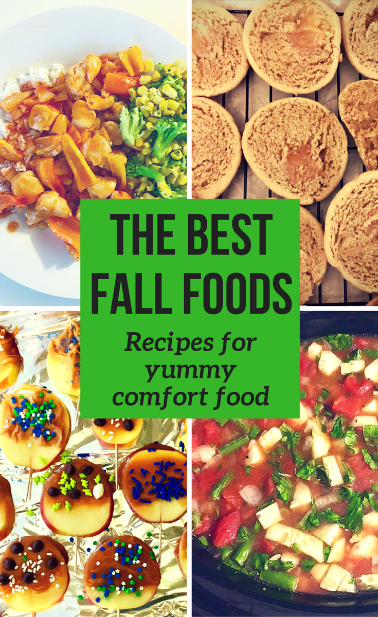 Favorite Fall Comfort Foods