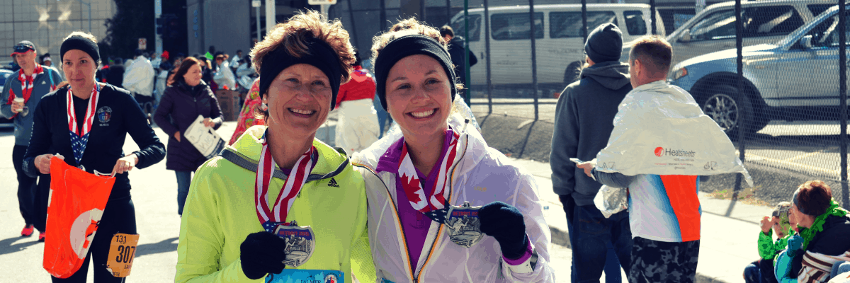 How to recover after a marathon or half marathon