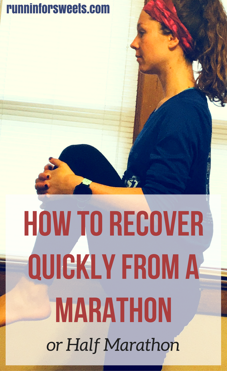 Recover Quickly from a Full or Half Marathon