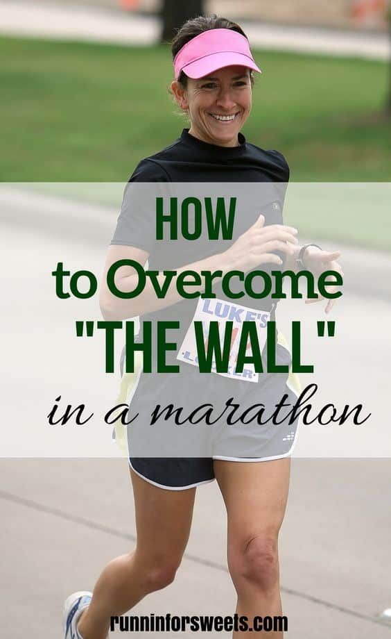"""If you are training for a marathon, no doubt you've heard of the the dreaded """"wall"""". While avoiding the wall may be nearly impossible, these 10 foolproof strategies are sure to help you beat the wall and conquer all of it's challenges during your next marathon."""