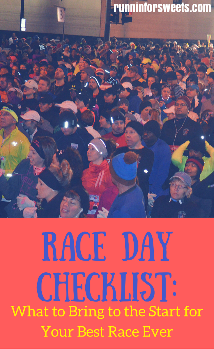 Packing Checklist for Race Day