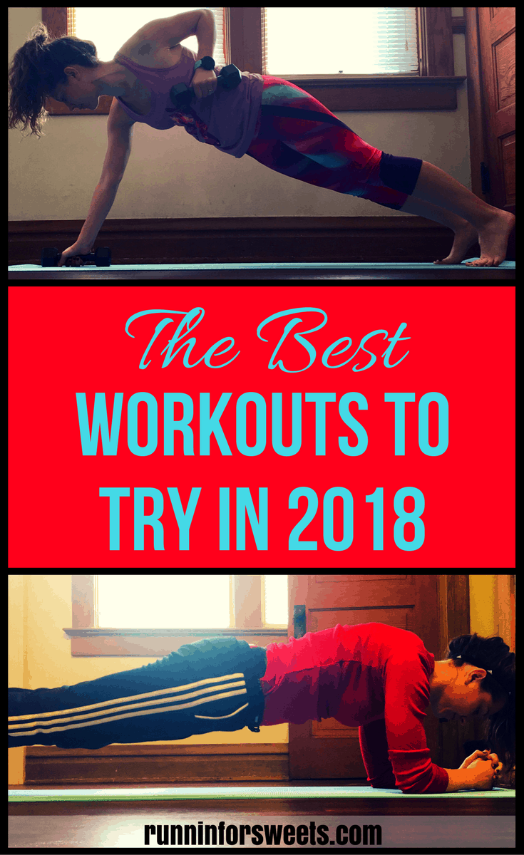 Best Workouts for the New Year