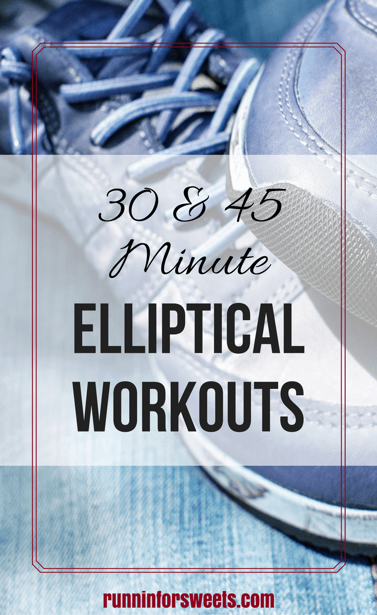 Workouts Runners Will Love: Elliptical Workouts