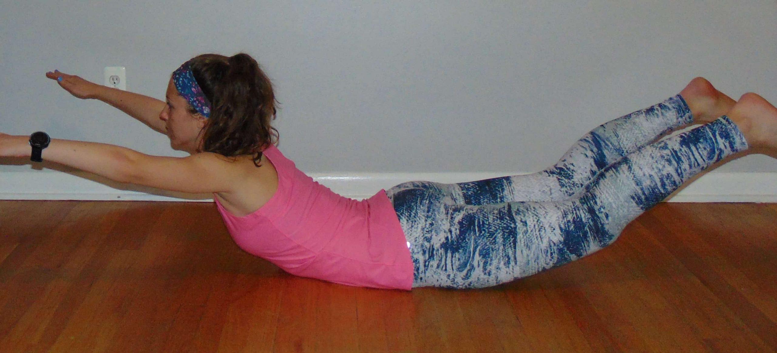 Printable 4 Week Full Body Home Workout Plan | Runnin' for