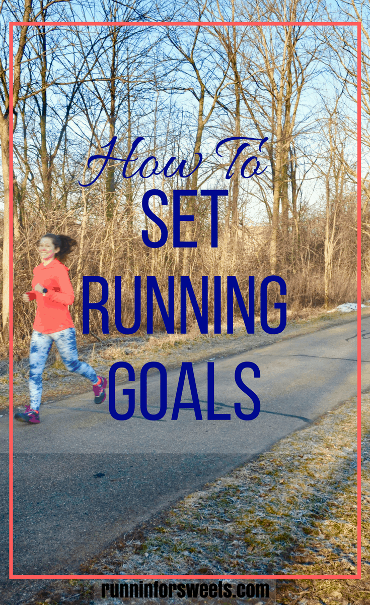 The fool proof method for setting running goals that will increase your motivation and make you succeed.