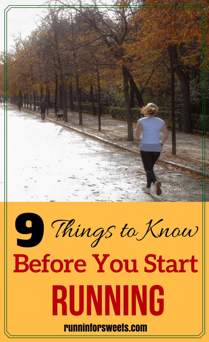 9 Things I Wish I'd Known Before I Started Running | Running Tips for Beginners to Help Get Started. These 9 running tips for beginners will help those still learning to stay motivated, increase fitness, and start running the simple way.