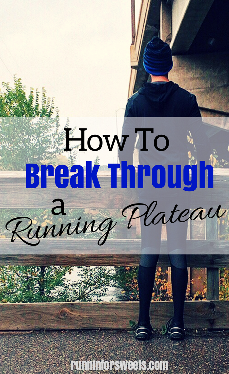 No matter how much we love running, at some point we will inevitably hit a running plateau. These 10 simple tips will show you how to break through that running plateau to find success and make progress again | Running Tips | Running for Beginners