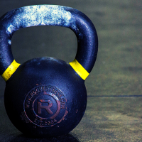 Try this kettlebell workout for runners
