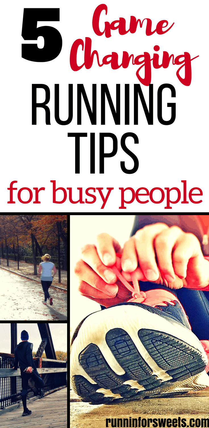 Learning how to make time for running may feel impossible some days. If you are struggling to fit running into your schedule, this running schedule will change your life. Check out this weekly running plan for busy people to get fresh ideas and tips to stay a runner for life – even on those busy days. #runningschedule #maketimeforrunning