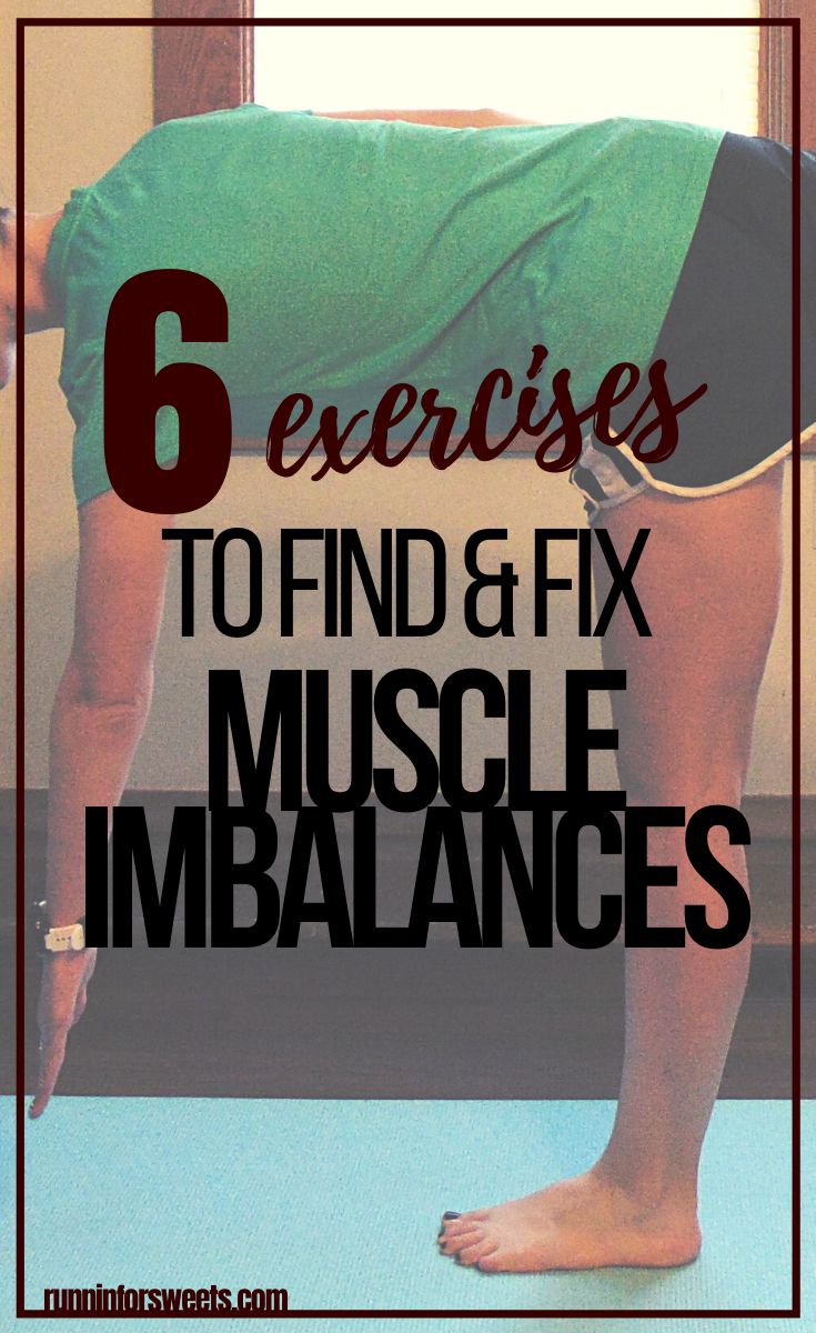 Learn how to fix muscle imbalances with these 6 exercises. Easily correct a muscle imbalance in the legs, back, hip, and more with this simple workout you can do anytime. #fixmuscleimbalance #muscleimbalance #legmuscleimbalance