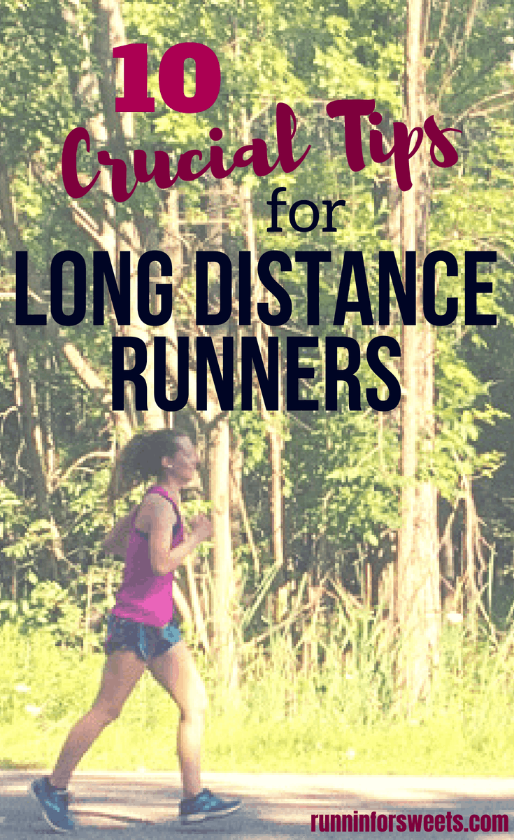 These long distance running tips will help any runner during marathon training or just as you're beginning to increase your mileage. Check out this article for all the secrets to successful long distance training for life! #longdistancerunning #runningtips #marathon training
