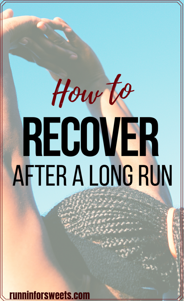 This long run recovery timeline will walk you through everything you should do post long run for optimal recovery. Here's what you need to do after a long run! #longrunrecovery #postlongrun #longrun