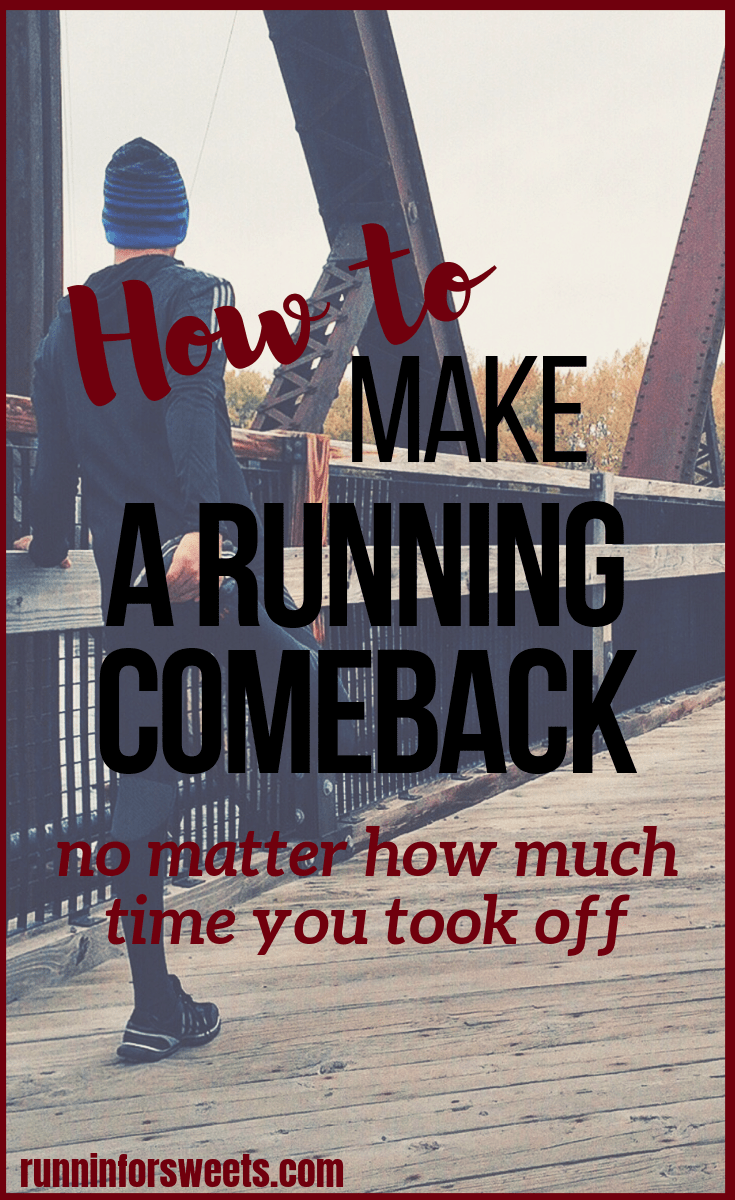 When you're ready to start running again, it's important to have a plan. Luckily, making your return to running after taking time off due to injury, recovery, or life might not be as hard as you expect. Here is how to make a running comeback with some game changing tips to get you back to running quickly and stronger than ever. #startrunning #startrunningagin #returntorunning #runningcomeback