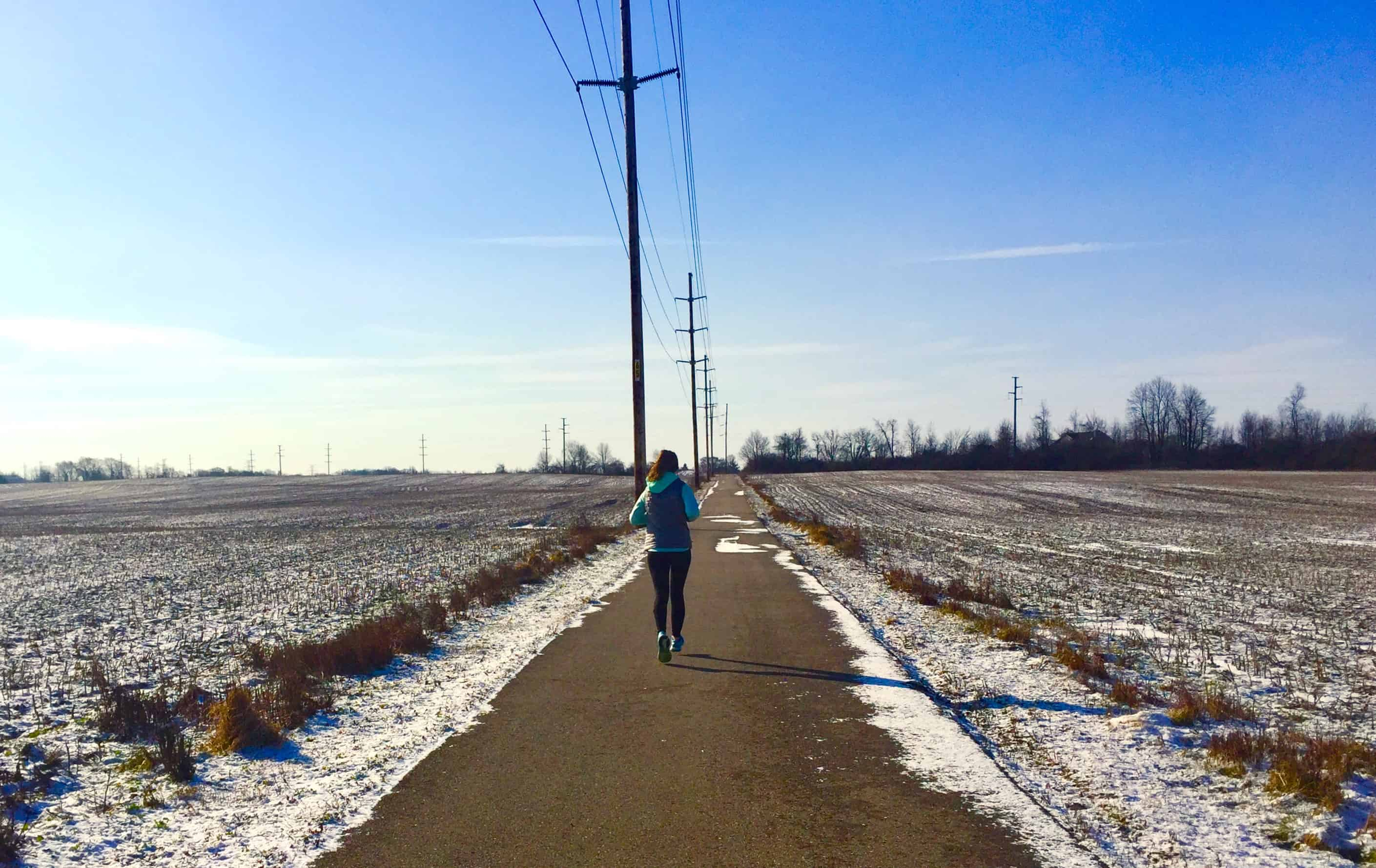 5 Ways to Stay Motivated and Keep Running When It's Cold and Dark Outside