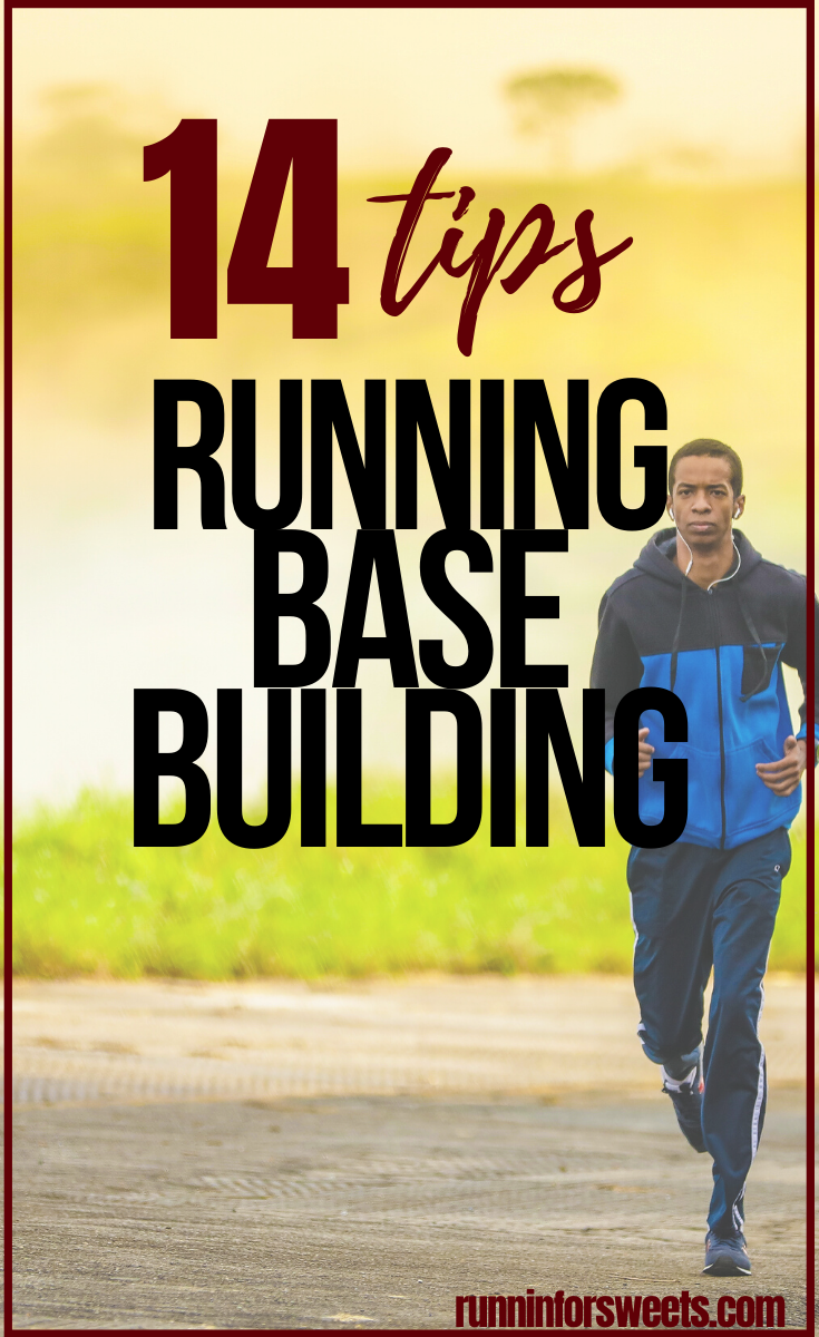 This 12 week running base building plan will help you build an aerobic base for running. Download the training plan for free and learn how to build a running base to stay healthy, strong and injury free! #runningbase #basebuilding #basetraining
