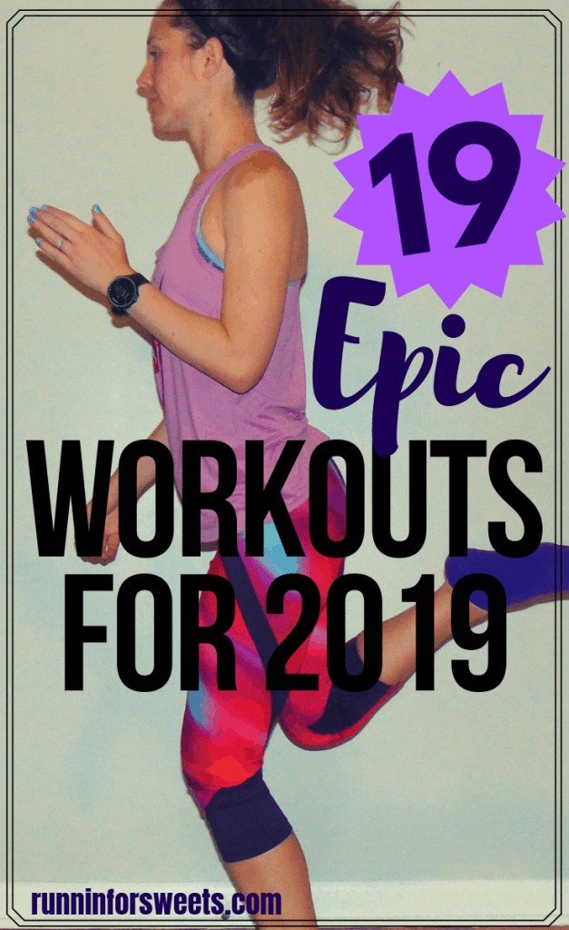 The best workouts to try in 2019.