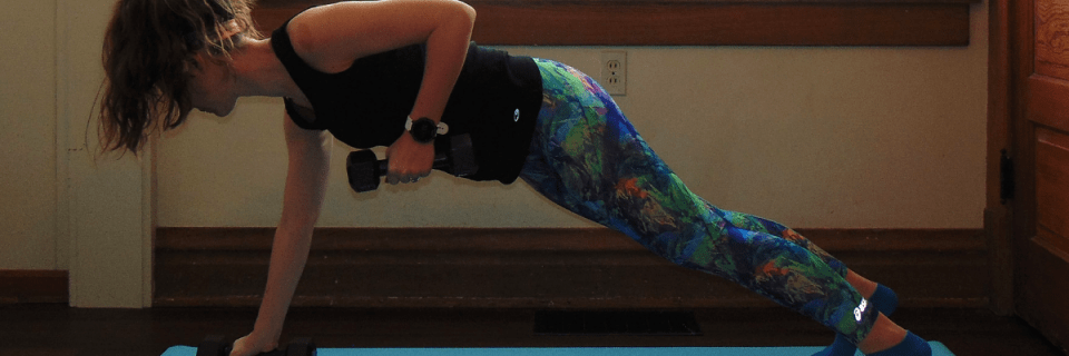30 Minute Full Body Strengthening Workout
