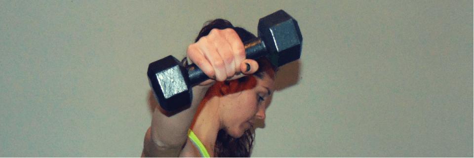 15 Minute At Home Dumbbell Shoulder Workout