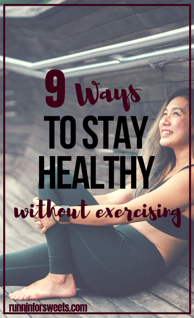 It can be hard to find time to exercise when things get busy. Luckily, staying fit doesn't have to involve a structured workout at the gym. These 9 simple activities will help you stay fit and healthy, even when there's no time to exercise. Find some much needed fitness motivation within your day to day tasks! #fitnessmotivation #notimetoexercise #stayfit #fitnesstips