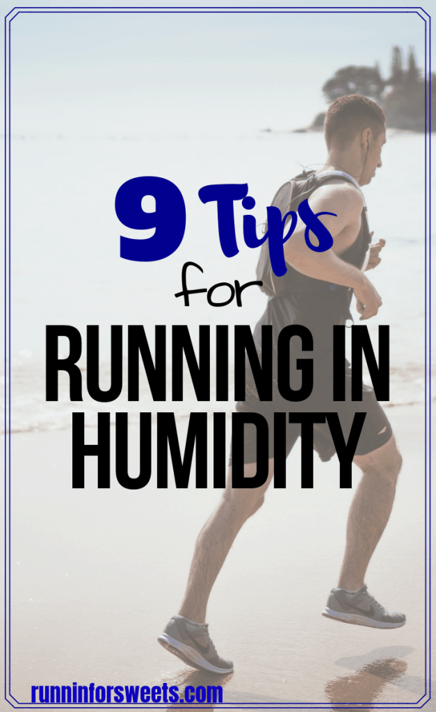 For many runners, training through the summer often means battling heat and humidity. These 7 tips will help you continue running when it's humid, gain fitness, and stay motivated throughout the summer. #runninginhumidity #summerrunning