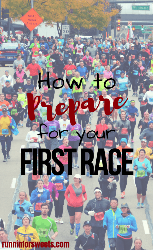Signing up for your first race is an incredible accomplishment! But learning how to prepare for a race can often feel overwhelming. Here are 9 crucial tips for your first race – whether you're running a 5k, half marathon, marathon, or anything in between. Check out these tips to make training and race day go smoothly! #firstrace #runningarace #racedaytips #trainingtips