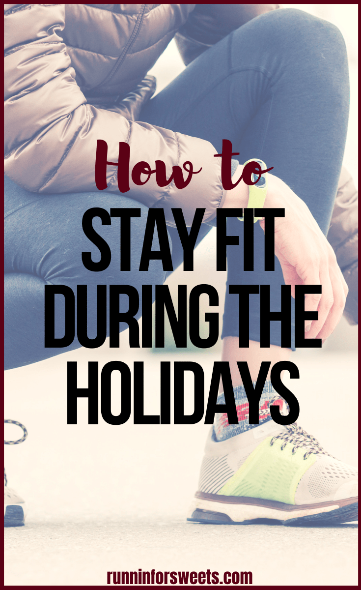 It can feel nearly impossible to stay fit in the winter and during the holidays. However, it is still possible to live a healthy lifestyle and maintain fitness during the holidays – even while enjoying everything the season has to offer. Check out these 7 tips to stay fit during the holidays and winter season with ease. #stayfit #holidayfitness #winterfitness #fitnesstips
