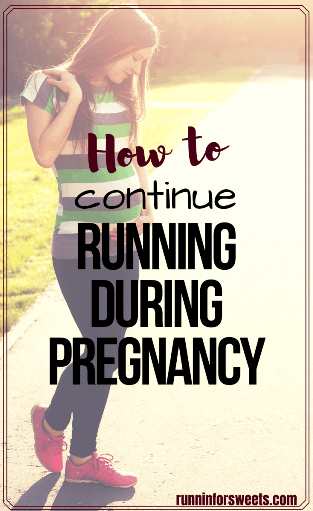 Everything you need to know about running during pregnancy - the ultimate guide to pregnant running.