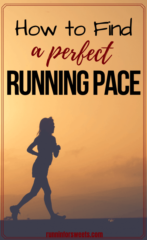 Finding the perfect running pace can be tricky during training. Here are a few tips to determine your running pace, both on the treadmill and outside. Use these free running pace calculators to find your ideal running speed for every workout! #runningpace #runningspeed #runningpacecalculator