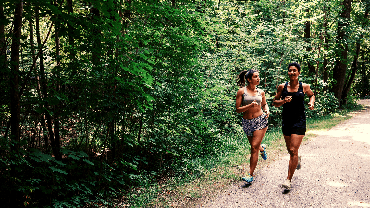 How to get in shape before your first trail race: 11 exercises to try