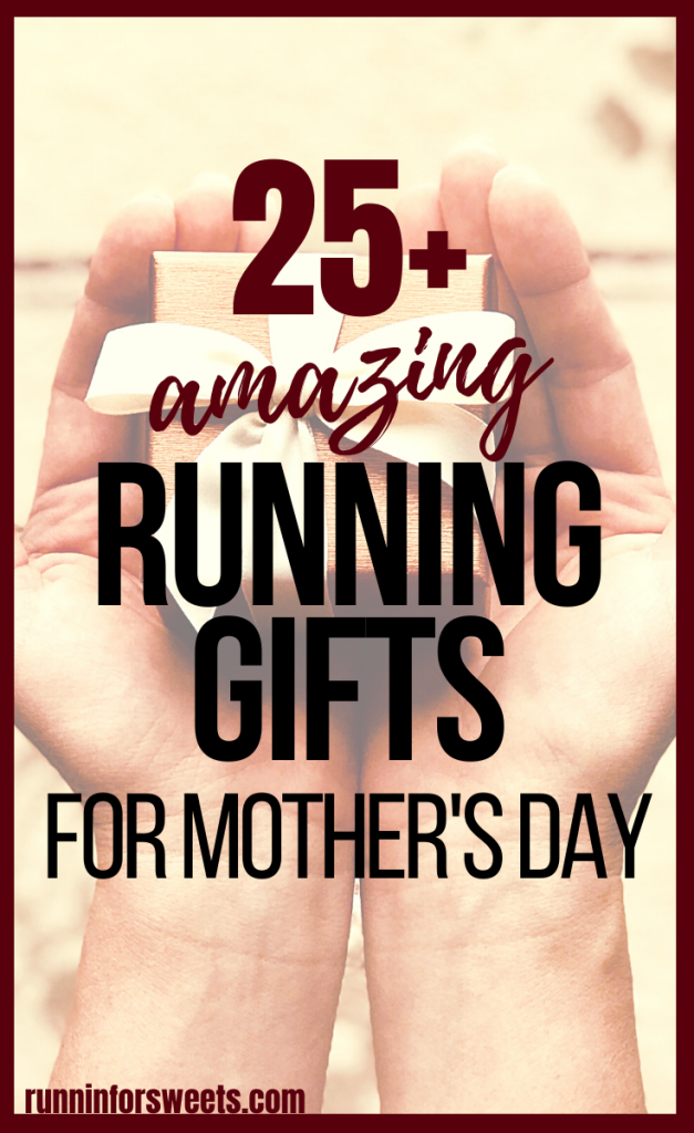 Check out the best Mother's Day gift ideas for runners! Do you have an awesome runner mom? Here are some of the most unique gift ideas for woman runners. Spoil your mom with one of these Mother's Day running gifts! #mothersdaygifts #giftideasforrunners #giftsforrunners