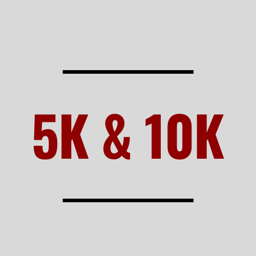5k and 10k