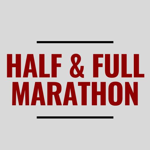 Half Marathon and Marathon