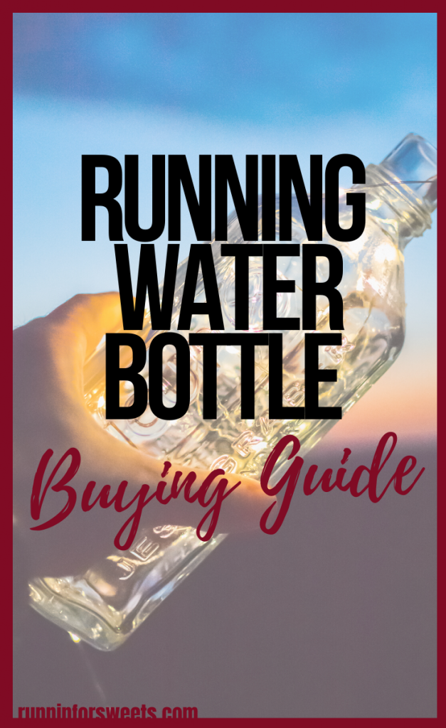 Check out the best running water bottles of 2020! Whether you're looking for a handheld bottle, belt, or water bottle holder – we've got the best for you. Runners will love these convenient, comfortable hydration options. #runningwaterbottle #waterbottle #runninghydration