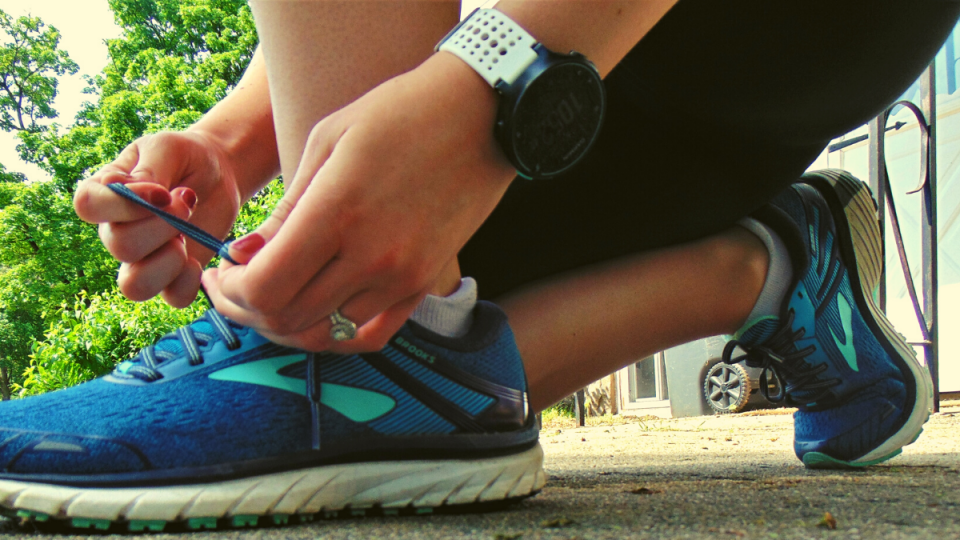 How to Run a Mile Without Stopping or Getting Tired