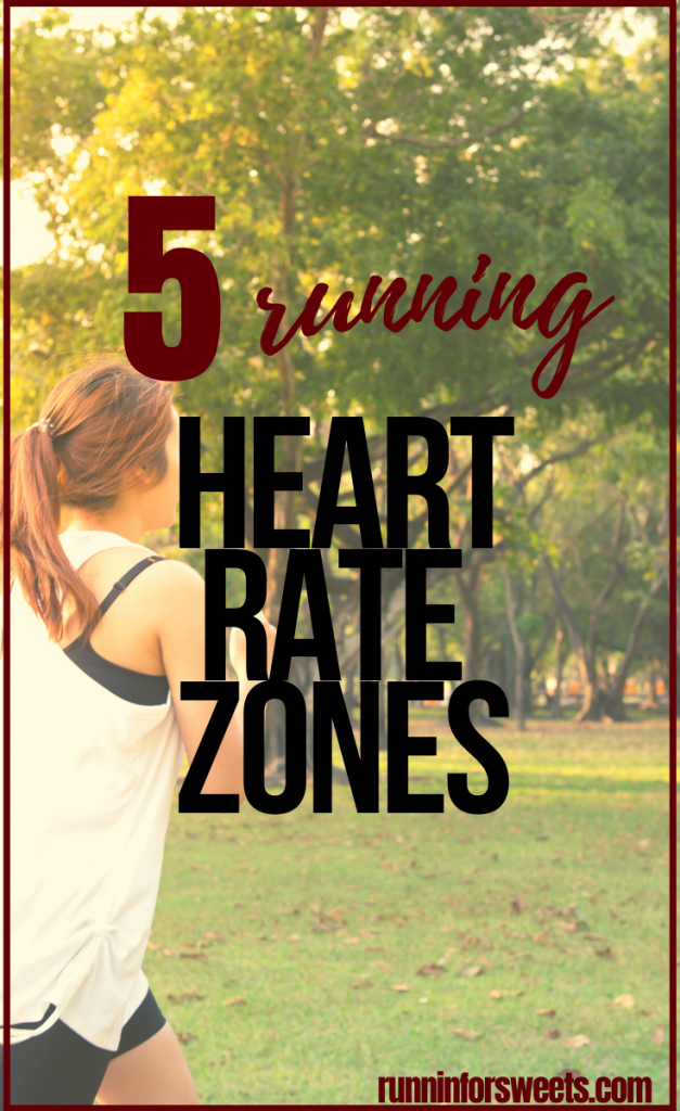 Use these 5 running heart rate zones to monitor your training and achieve your goals. Find out your target heart rate for training with this bpm chart. #heartrate #heartratezones #heartratetraining