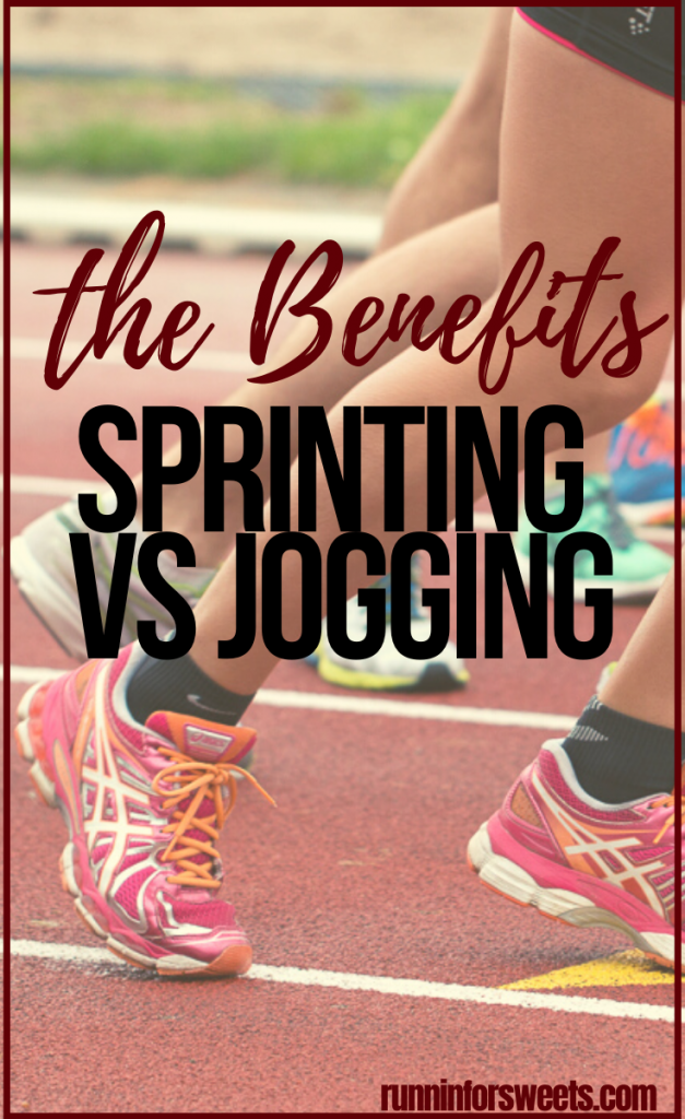 Learn the benefits of sprinting and how to incorporate interval training in your workouts. Try these 4 simple sprint workouts to get started – whether you're outdoors, on the track or treadmill, here are the best running sprints! #sprintingworkout #runningsprints