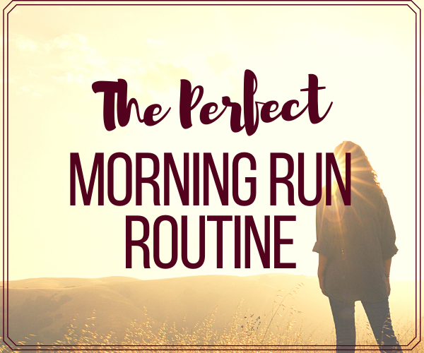 Running-Tip-Morning-Run-Routine