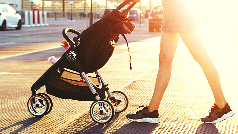 Stroller Running: 9 Tips for Jogging with a Baby